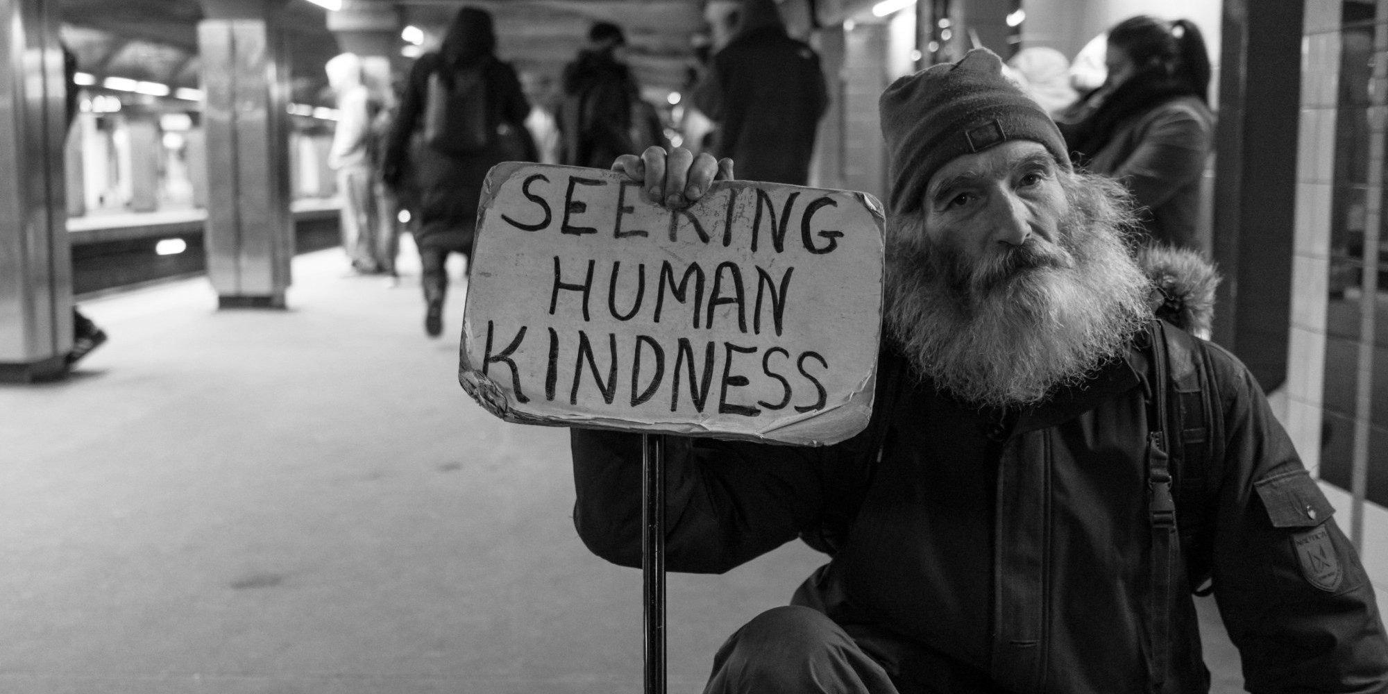 Seeking Human Kindness - Changing Lives forever